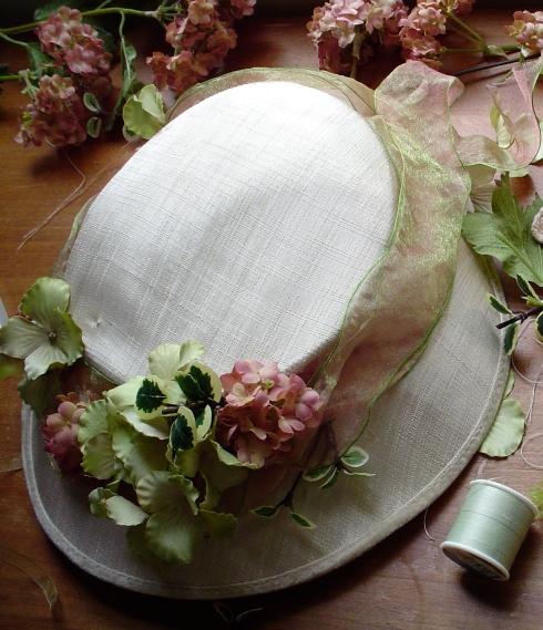 hat, restored
