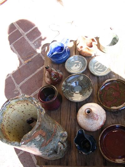 ceramics first batch with shadow
